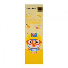啵乐乐儿童牙膏 菠萝味 90g/支